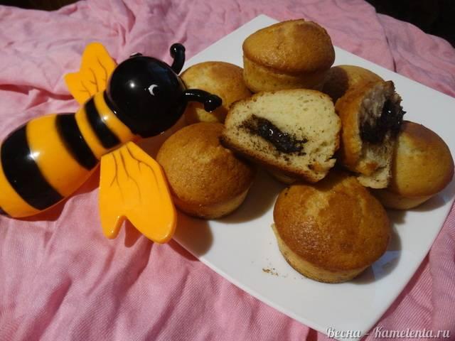 Кекс из печени в духовке - 10 пошаговых фото в рецепте
