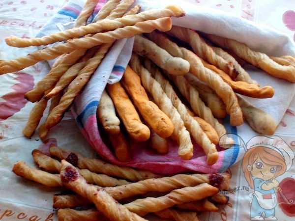 Хлебные палочки: секреты приготовления. итальянские хлебные палочки гриссини: рецепты