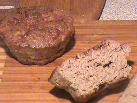 Печеночный кекс: рецепт и фото