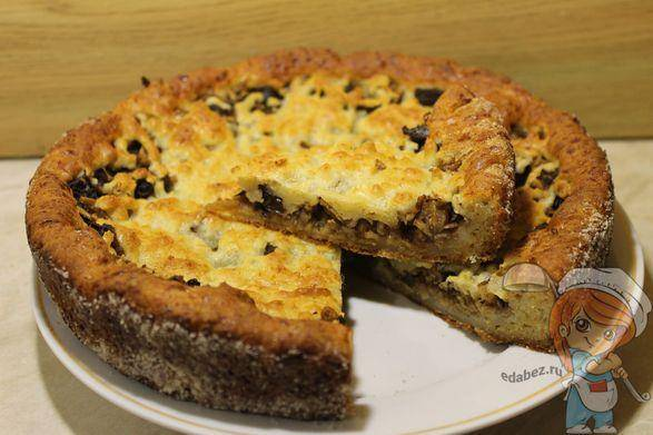 Пирожки с брусникой - пошаговый рецепт с фото на повар.ру