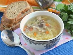 Три утиных супа - запись пользователя елена чуркина (kmdfbz) в сообществе кулинарное сообщество в категории первые блюда - babyblog.ru
