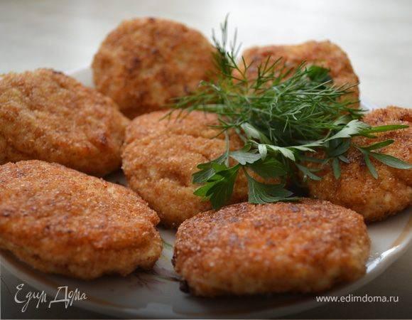 Куриные котлеты неженка - рецепт с фотографиями - patee. рецепты