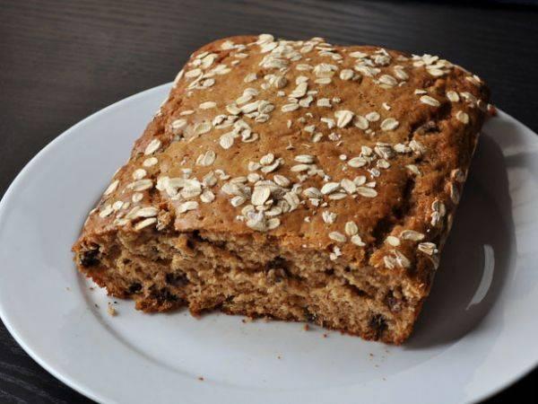 Ирландский чайный хлеб с изюмом за 3 простых шага