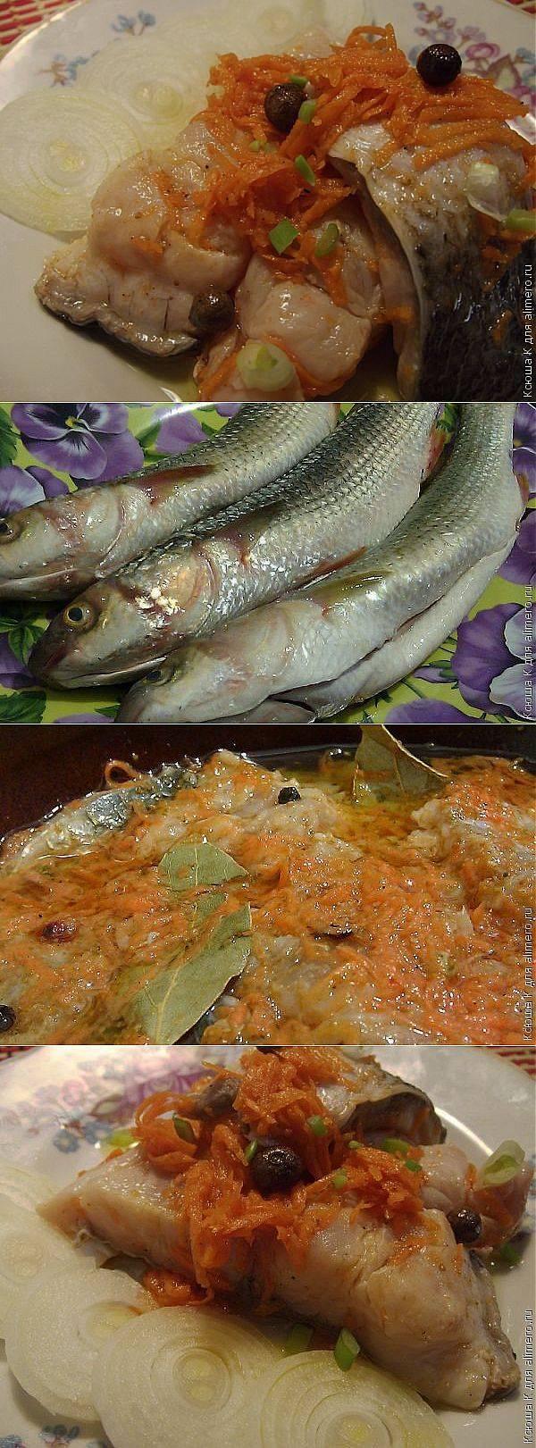 Рыба пеленгас - вкусная и нежная