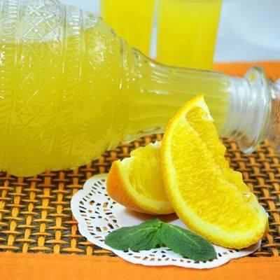 Безалкогольный имбирно-апельсиновый эль – полезно, вкусно и освежающе!