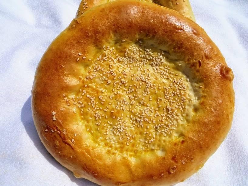 Постные лепешки - лепёшки из гречневой муки - запись пользователя женни (bnfx) в сообществе кулинарное сообщество в категории постные блюда - babyblog.ru