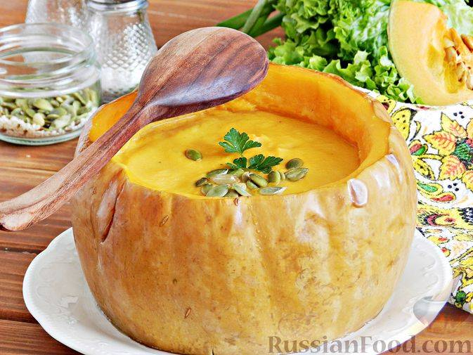Как приготовить кукурузный крем-суп с креветками? пошаговый рецепт с фото.
