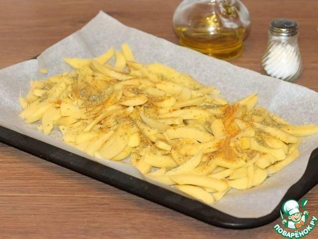 Картофель фри и секреты его приготовления