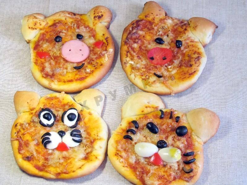 Как приготовить пиццу из кабачков дома