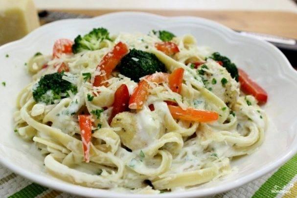 Собственная италия: готовим спагетти, фетучини и тальятелле