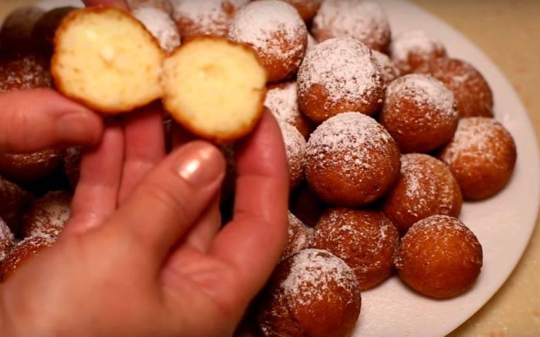 Пончики — 12 лучших рецептов