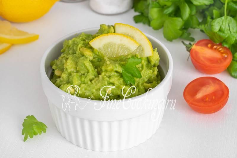 Идеальный рецепт соуса гуакамоле