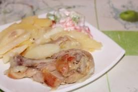 Куриные ножки в мультиварке - рецепты жареных и тушеных блюд, плова, супа и холодца