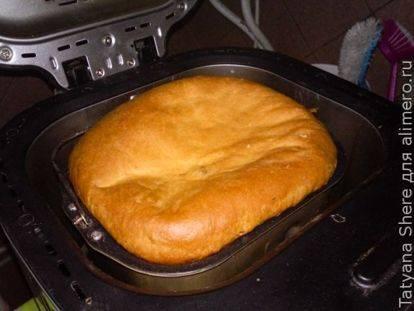 Сдобный кекс с изюмом в хлебопечке - 10 пошаговых фото в рецепте
