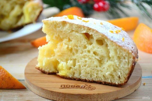 """Апельсиновый пирог """"оранжинка"""""""