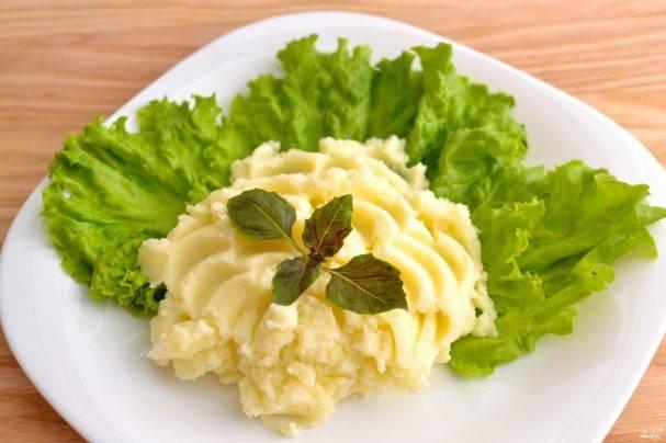 9 лучших  рецептов картофельного пюре