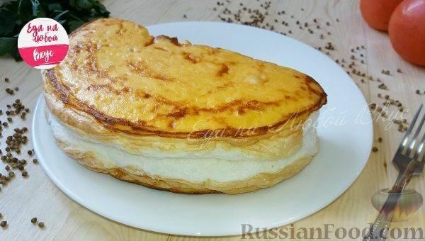 Омлет пуляр: пошаговые рецепты с фото, на сковороде, в духовке и мультиварке