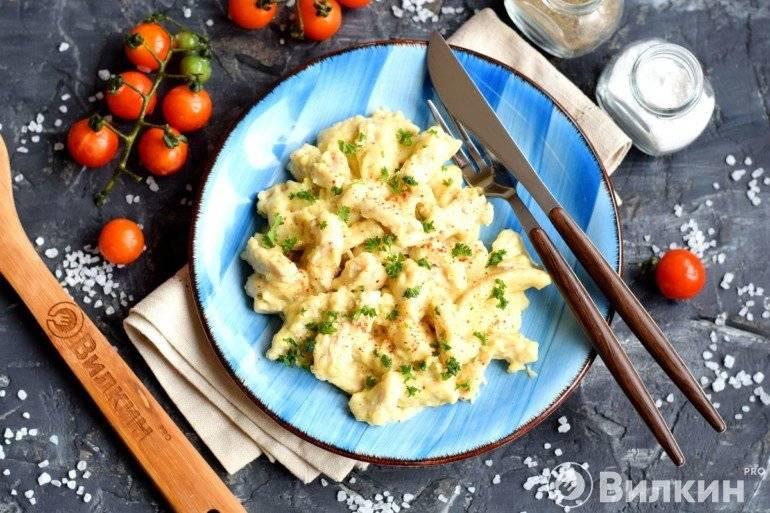 Фрикасе из курицы – очень вкусное горячее блюдо к любому гарниру!