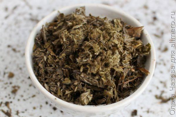 Ферментация листиков земляники