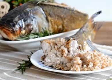 Как запечь толстолобика в духовке: 5 рецептов, особенности приготовления (+отзывы)