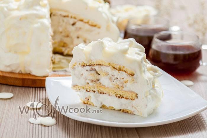 Рецепты приготовления десертов с мороженым