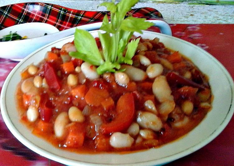 Блюда из фасоли - подборка с форума - овощные блюда