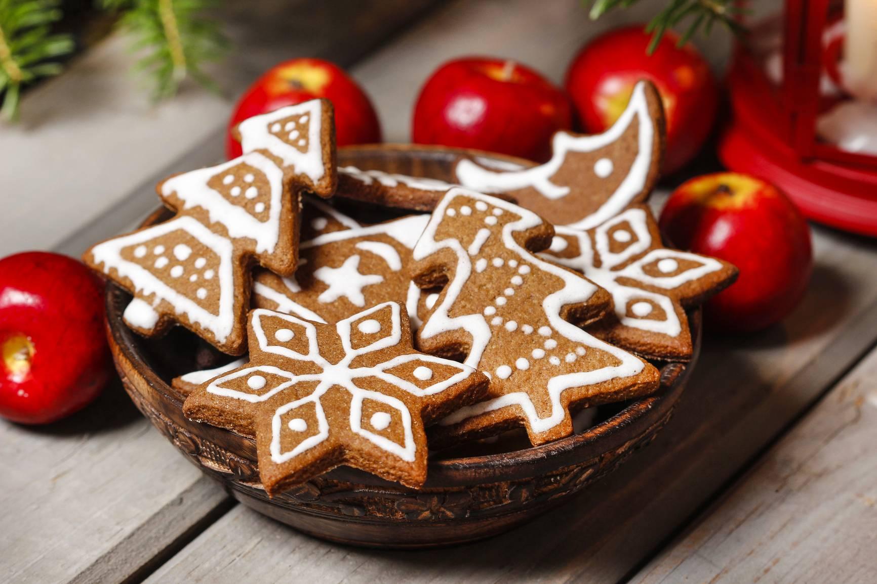 Домашние имбирные пряники: 8 праздничных рецептов + бонус |