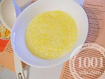 Как приготовить в мультиварке вкусную кукурузную кашу