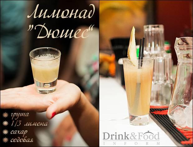 Лимонад с лимоном — рецепты приготовления напитка в домашних условиях