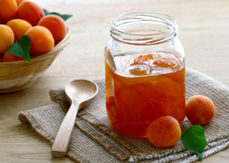 Лучшие рецепты абрикосового варенья