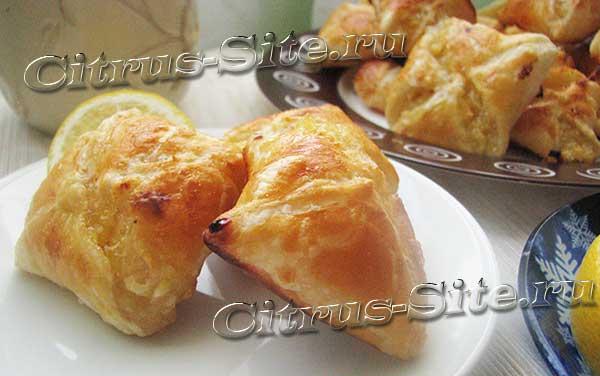 Нежнейшие апельсиновые булочки