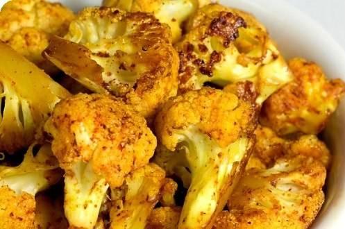 Запеченная цветная капуста в духовке с сыром - 32 домашних вкусных рецепта