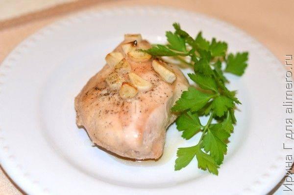 Рецепты приготовления куриной грудки в соевом соусе