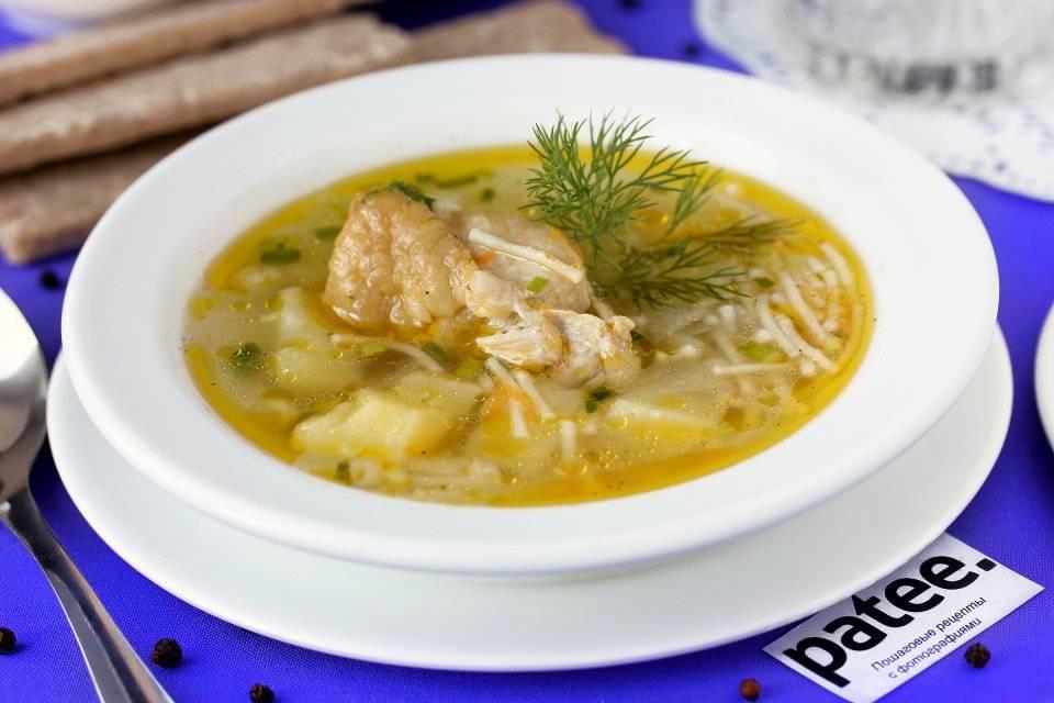 Пошаговый рецепт приготовления супа с фрикадельками в мультиварке