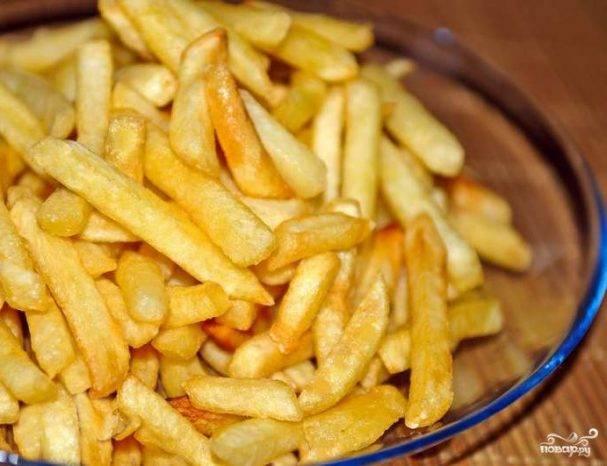 Картошка фри в духовке — 7 рецептов в домашних условиях