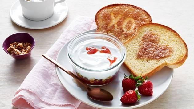 Простой рецепт самой вкусной творожной запеканки на завтрак 14 февраля