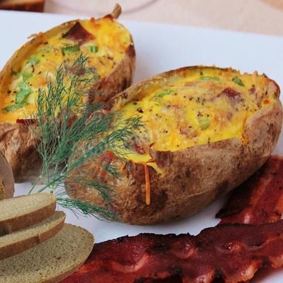 Cуп-пюре из картофеля «Скороспешный»