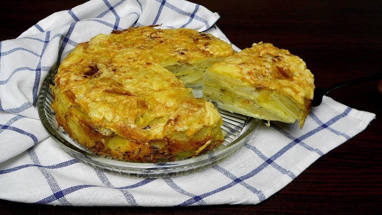 Картошка-гармошка - эффектное и сытное блюдо для всей семьи