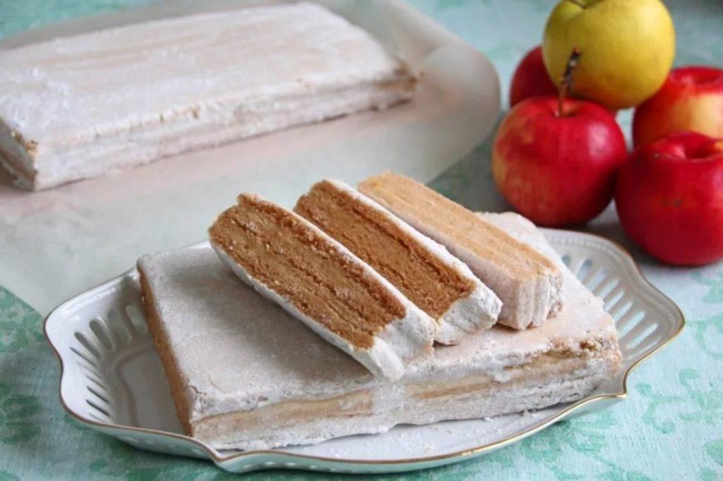 Пастила из яблок: 7 вкусных рецептов