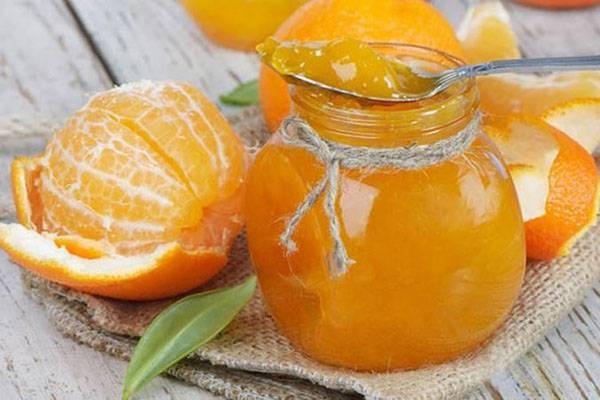 Яблочно-апельсиновый джем (хлебопечка)