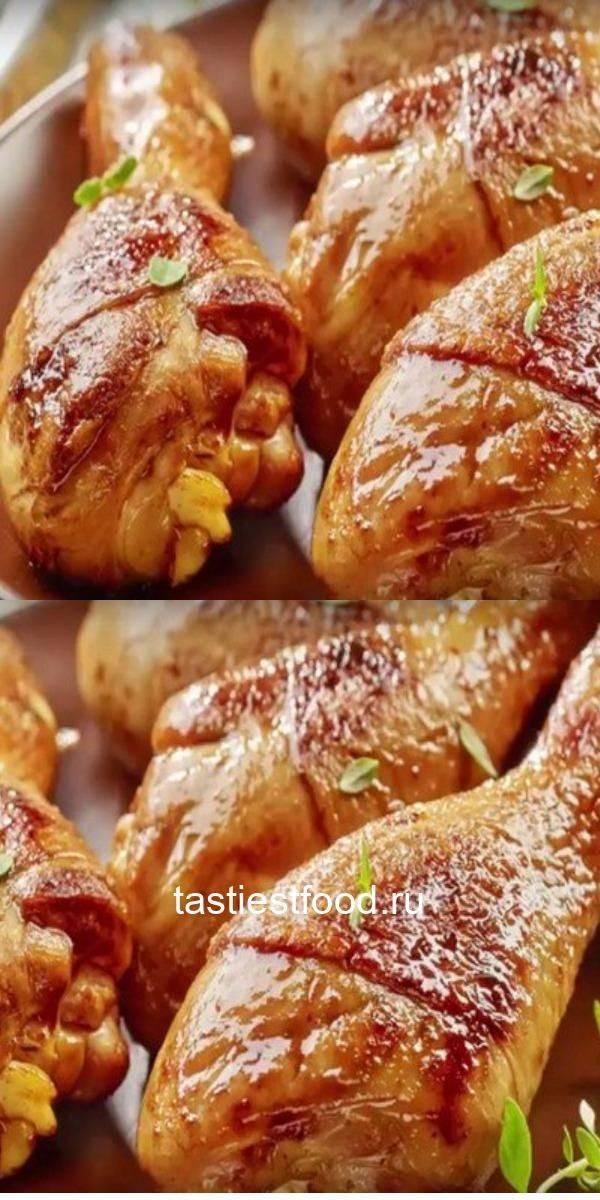 Как приготовить маринад для куриных бедрышек и пожарить их на мангале