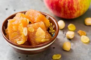 Мармелад из яблок в домашних условиях