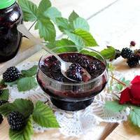 Ежевика - рецепты
