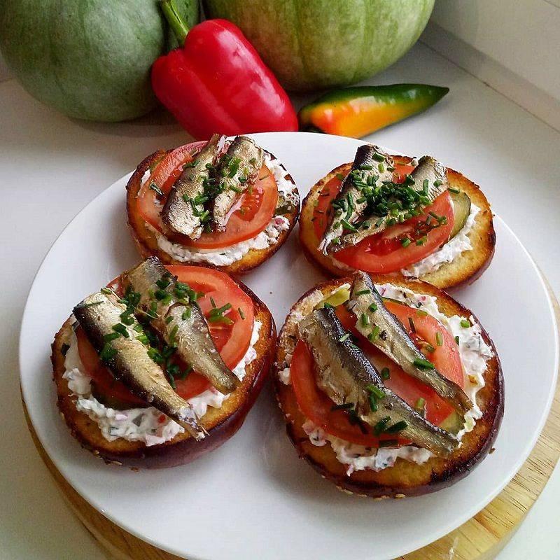 Закусочные бутерброды: 10 рецептов на праздничный стол |