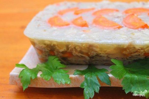Холодец в мультиварке - рецепты из говядины, свинины, курицы с желатином и из индейки