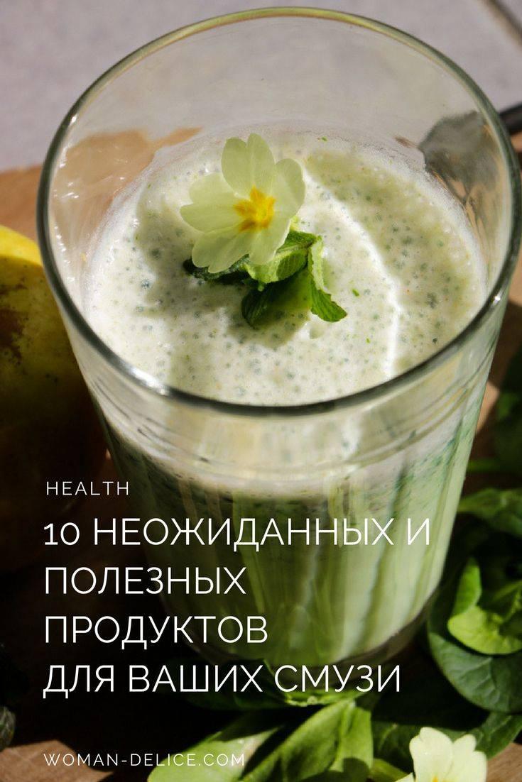 Витаминные коктейли в домашних условиях