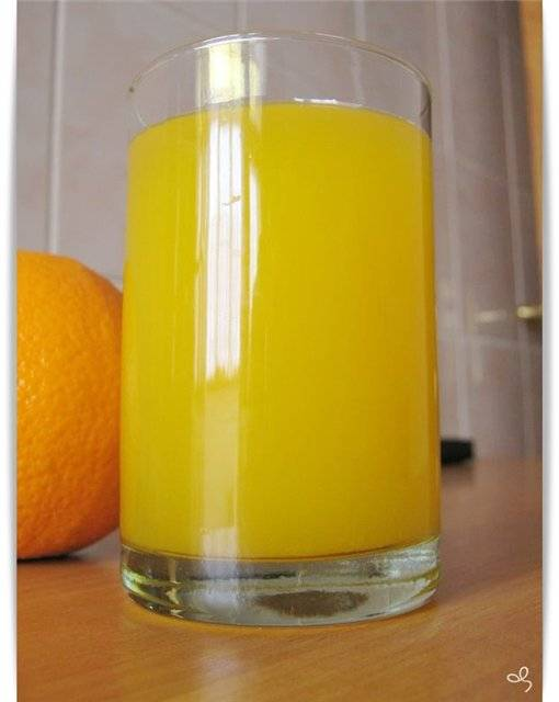 """Апельсиновый напиток """"самый лучший"""""""
