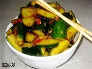 Огурцы соленые по корейски: вкусные рецепты