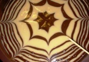 Домашний торт «Зебра» на йогурте