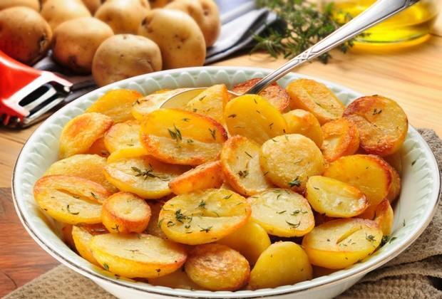 Жареная картошка как в ресторане? легко! секреты и тонкости